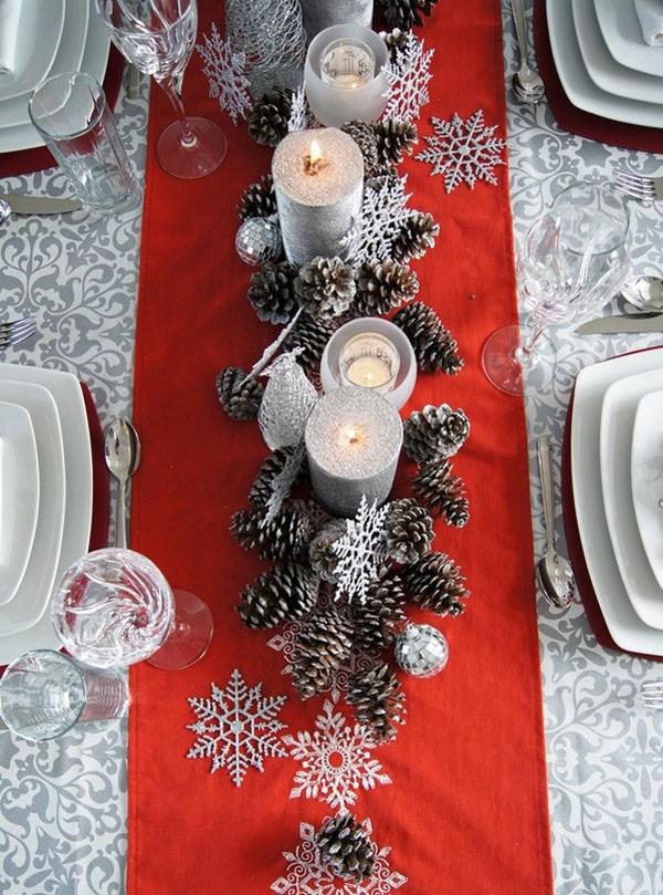 Декоративную композицию подбирают, исходя из стиля оформления столовой зоны