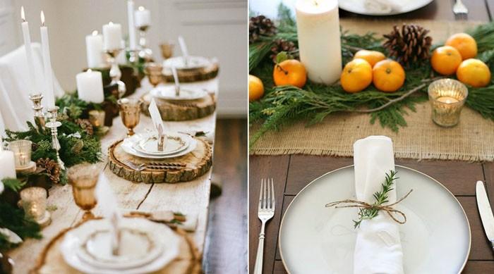 Мандарины в Новый год – не только вкусный фрукт, но и часть декора